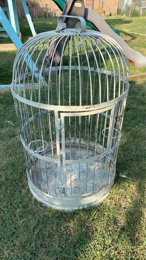 Cage parrot or any bird for Sale in Garden Grove, CA