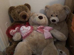 Three big bears for Sale in Phoenix, AZ
