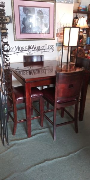 5-Piece Counter Height Set for Sale in Lancaster, TX