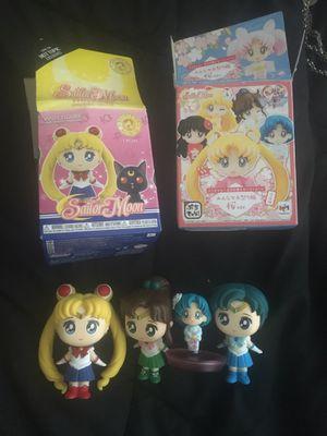 Sailor moon funko pop minis for Sale in Las Vegas, NV