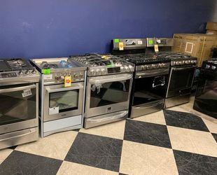 SAMSUNG LG FRIGIDAIRE AND MORE!!! GAS STOVES AND OVENS ENCA for Sale in Fort Worth,  TX