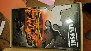 Insanity 10 CD set for Sale in Overland Park, KS