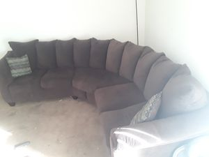 Sectional couch for Sale in Austell, GA