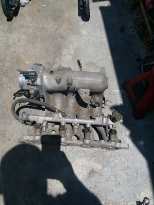 98 acura integra intake maniful . $120 complete or will part out for the right price for Sale in CRYSTAL CITY, CA