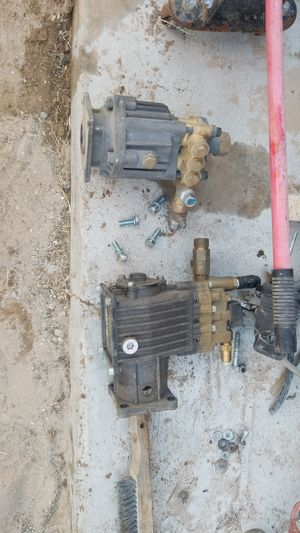 Pressure washer pumps for Sale in Las Vegas, NV