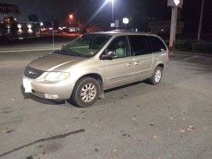 03 Chrysler Town & Country = minivan, Dodge Grand Caravan, SUV, Kia, Pontiac for Sale in Everett, WA