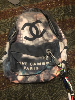 Chanel runway book bag used but like new for Sale in Atlanta, GA