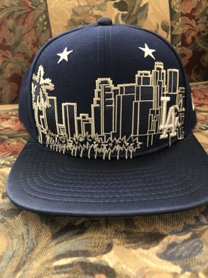 Los Angeles dodgers down town city SnapBack for youth for Sale in Los Angeles, CA
