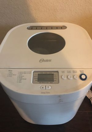 Oster bread maker. Never used for Sale in Austin, TX