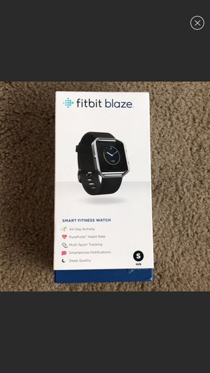 Fitbit Blaze w/ Screen Protector - Small for Sale in Nashville, TN