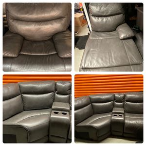 Bob's Furniture 5 piece sofa/sectional for Sale in Rockville, MD