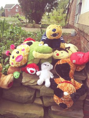 Stuffed animals for Sale in McKeesport, PA
