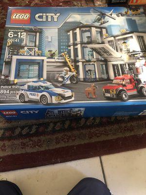 Lego 60141 city police station brand new sealed in box for Sale in Tarpon Springs, FL