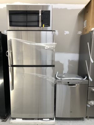 3 piece GE kitchen appliances for Sale in Tampa, FL