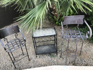 Outdoor furniture for Sale in Goodyear, AZ