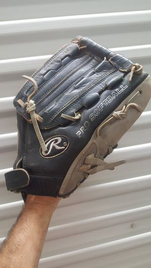 Rawlings Softball Glove & 2 Slowpitch Composite Softball Bats for Sale in Henderson, NV