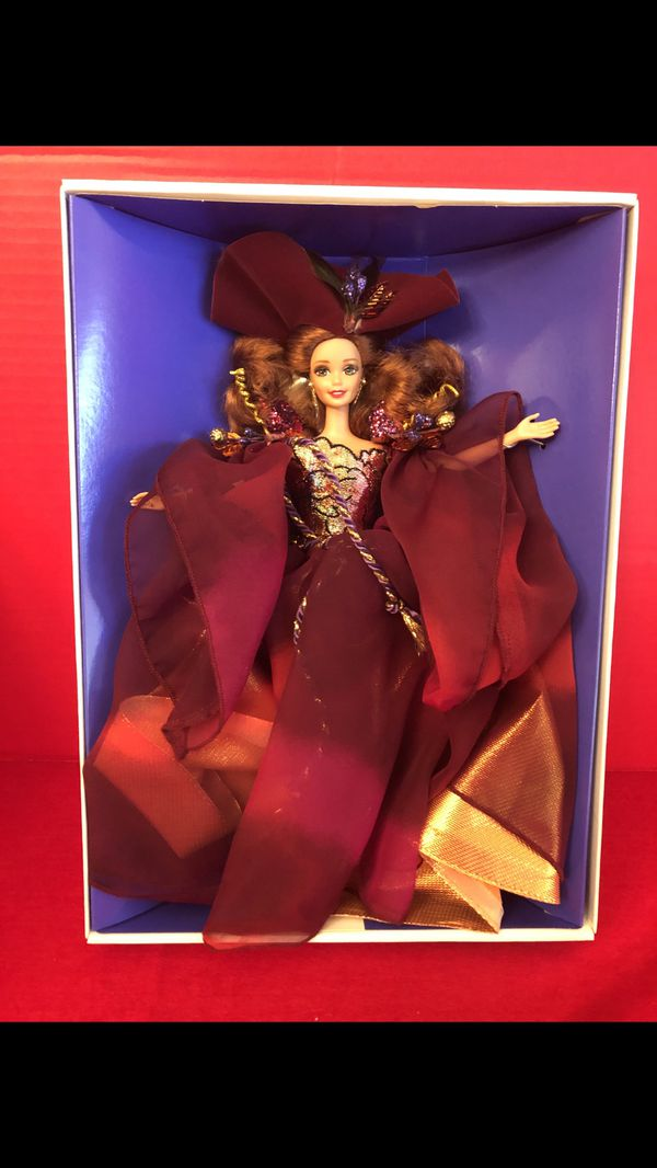 Autumn Glory Barbie(Enchanted Seasons Collection)