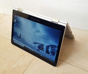 """HP Spectre x360 Convertible Laptop /Intel Core i7 (5th gen), 13.3"""" Full HD 1080p Touchscreen,HDMI -2 in 1 -Fast - Like NEW in Box ! for Sale in San Diego, CA"""