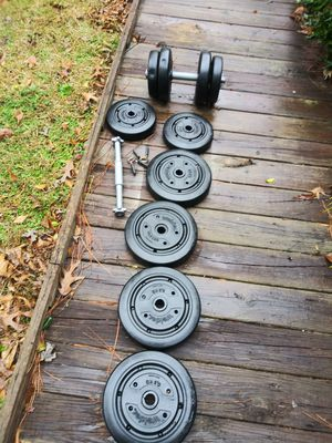 Work out weight new for Sale in Atlanta, GA