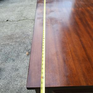 solid wood coffee table with drawers for Sale in Renton, WA
