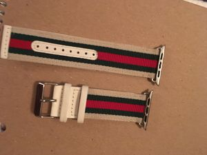 Gucci Apple Watch Band 42mm $35 for Sale in Philadelphia, PA