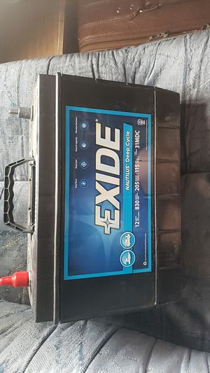 Exide Deep cycle Marine/RV battery for Sale in Portland, OR