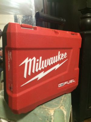 (Case only) Milwaukee M12 Drill/Driver for Sale in Montclair, CA