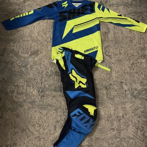Fox/Shift Youth Riding Gear for Sale in Ontario, CA
