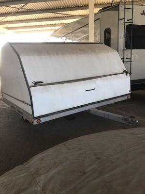Snowmobile and trailer for Sale in Goodyear, AZ