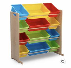 Kids Toy Storage Shelf with Bins for Sale in Simi Valley, CA