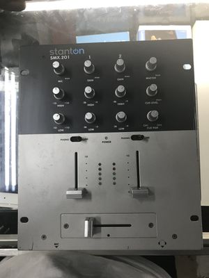 Stanton turntable 2ND SN C2GSH2807 for Sale in Baltimore, MD