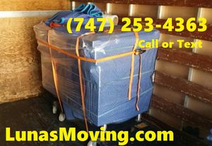 Large appliance moving. Same day provided for Sale in Los Angeles, CA