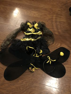 Bumblebee Halloween costume for Sale in Fenton, MO