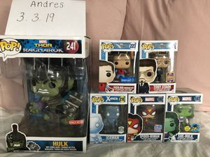 Funko Pop Collection For Sale! (Pops individually sold) for Sale in South Riding, VA