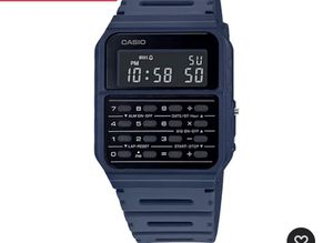new casio calculator watch for Sale in Schaumburg, IL