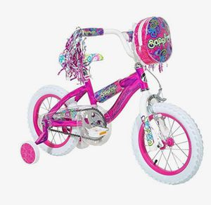"Avigo 14"" Sapphire Girls Bike for Sale in San Carlos, CA"