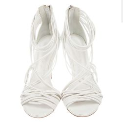 Burberry Leather Sandals for Sale in San Mateo,  CA