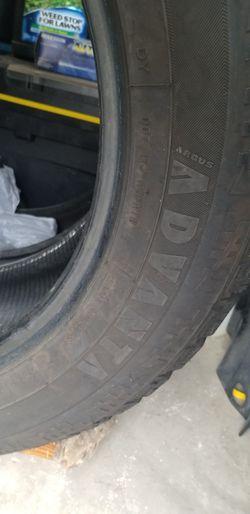 AVANTA tires from Walmart for Sale in San Antonio,  TX