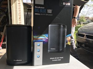 Brookstone big blue 100 w/chromecast for Sale in Austin, TX