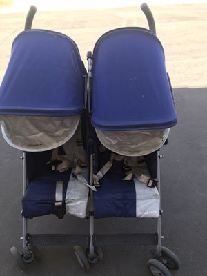 Maclaren double stroller for Sale in Tracy, CA