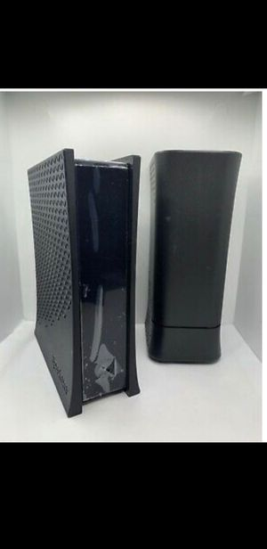 Spectrum modem and router for Sale in Irving, TX