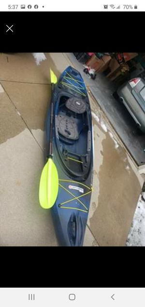 Kayak. Perception 10.5ft angler for Sale in Olmsted Falls, OH
