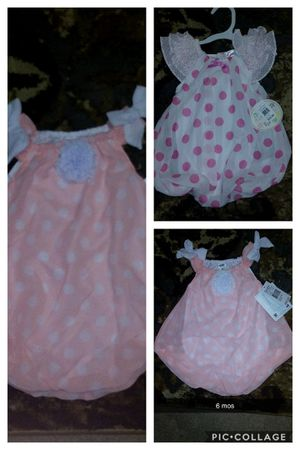Baby girl clothes for Sale in Humble, TX