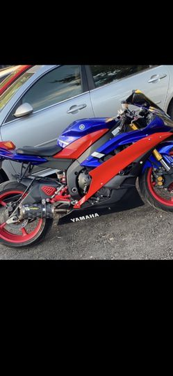 2006 Yamaha R6 *TRADE* for Sale in Seattle,  WA