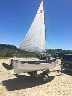 Sailboat/row boat for Sale in Quincy, MA