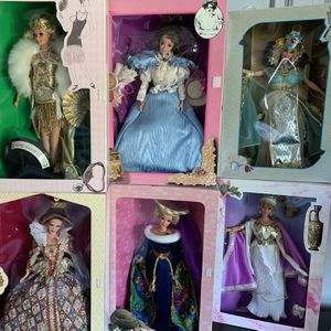 Barbie Dolls- The Great Eras Collection for Sale in Wildomar, CA