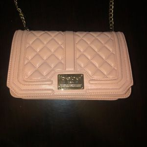 Pink Bebe Leather Sling Bag for Sale in Glendale, AZ