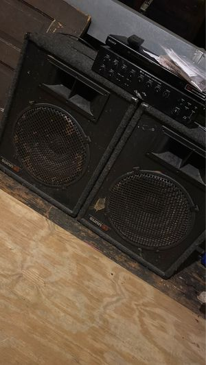Vintage Speakers for Sale in Chicago, IL