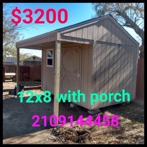 shed 12x8 for Sale in San Antonio, TX