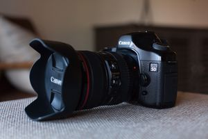 Canon 5D 12.8 MP Camera & 24-105mm F4 IS USM Lens for Sale in Chino Hills, CA